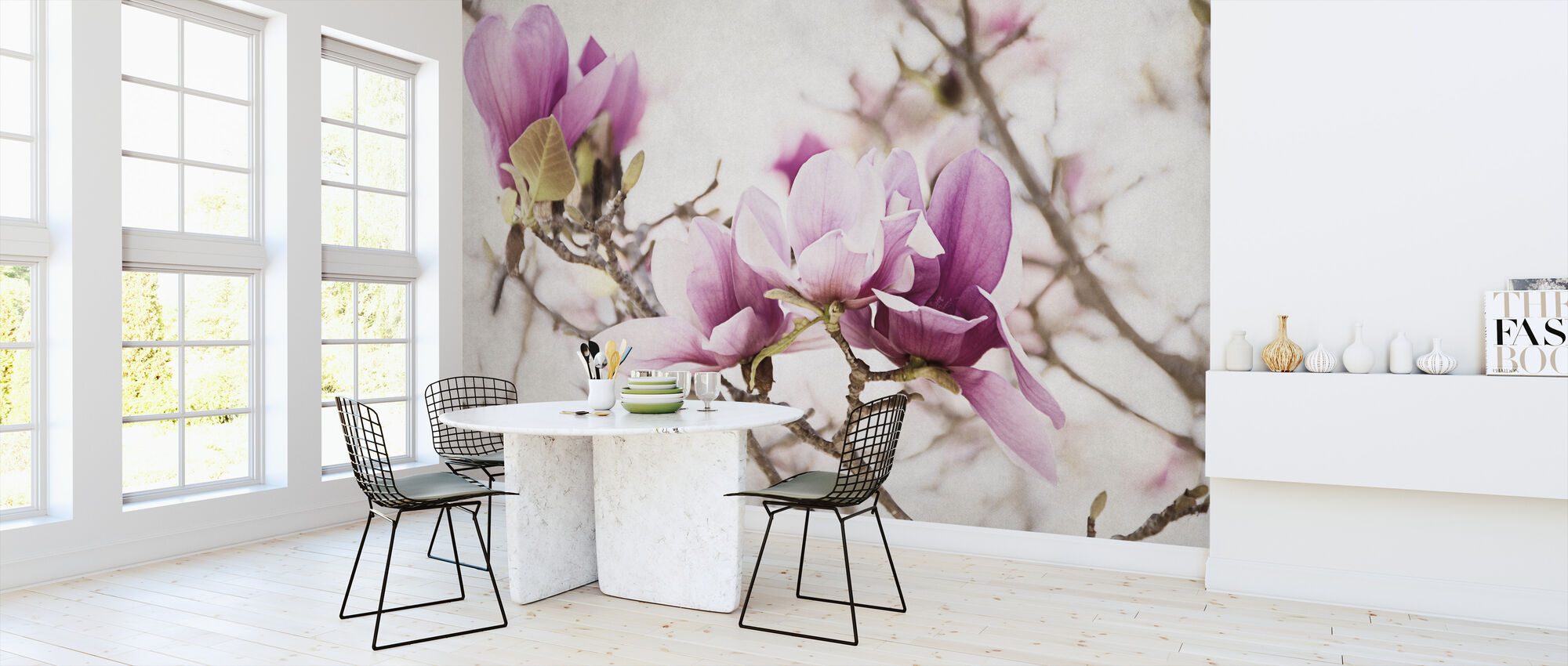 Spring is In the Air III - Wallpaper - Kitchen