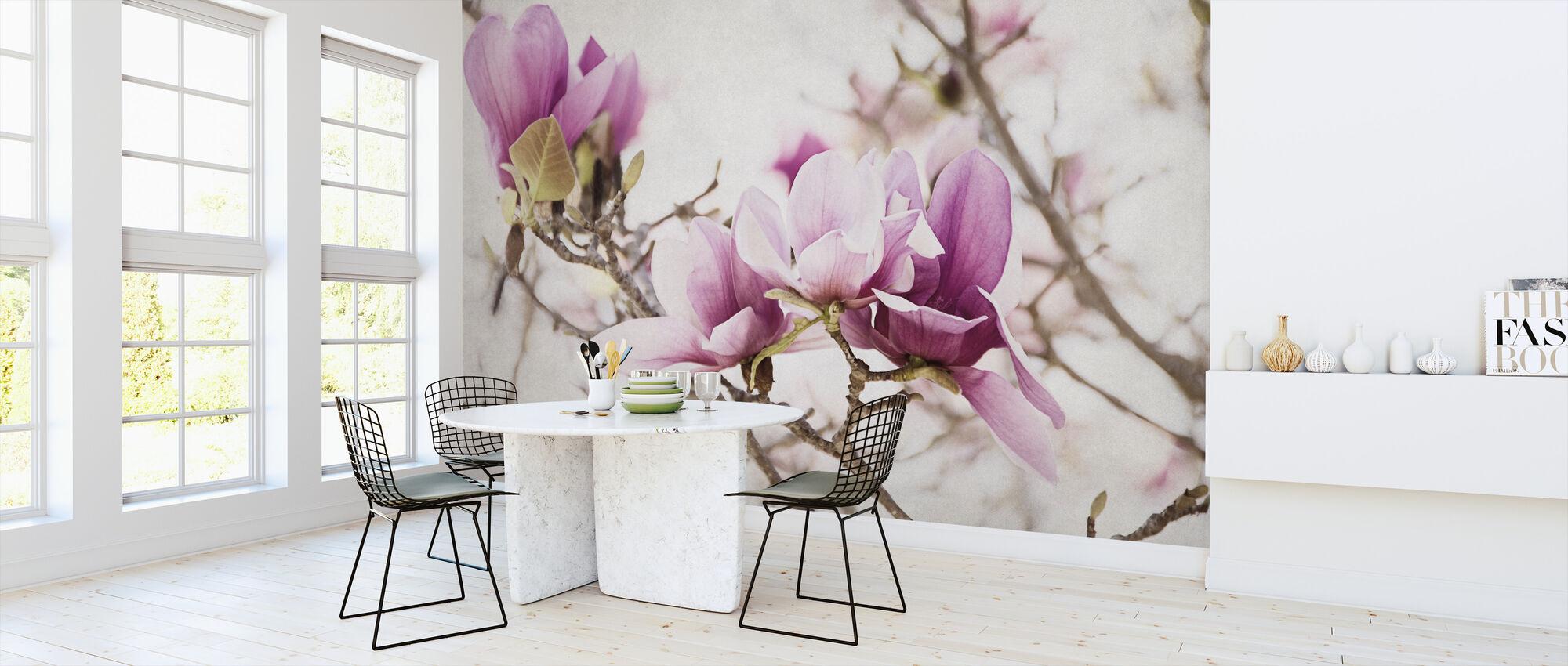 Våren er i luften III - Tapet - Kjøkken