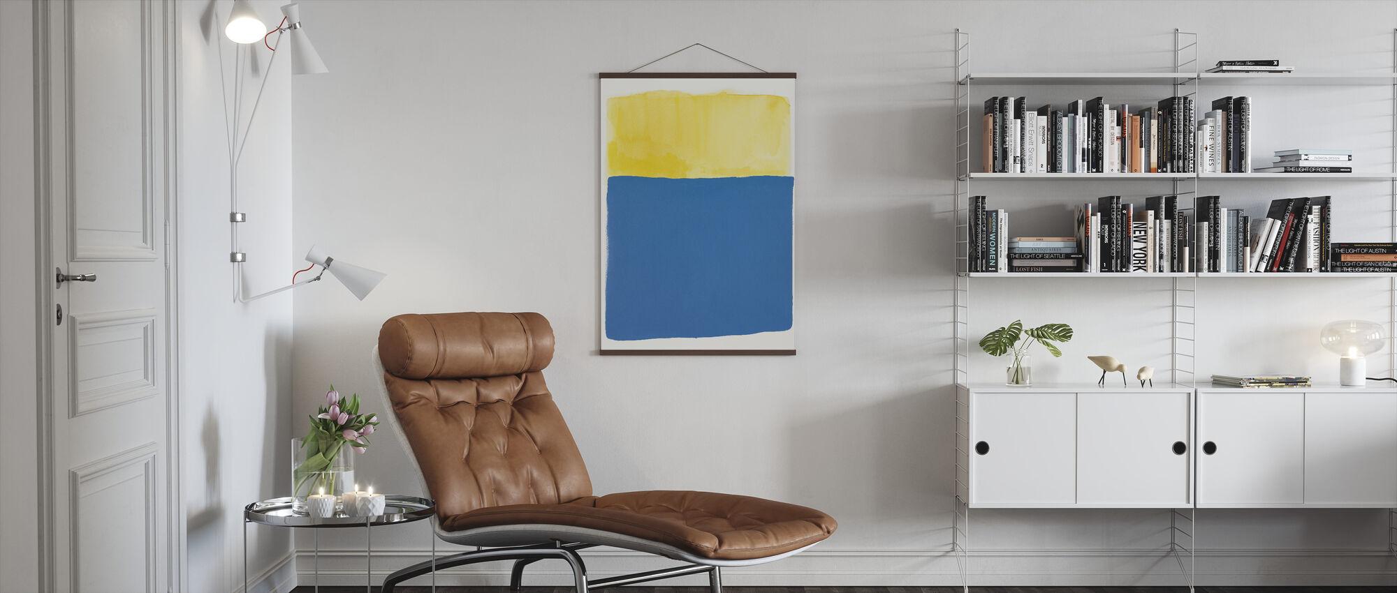 Slip and Slide - Poster - Living Room