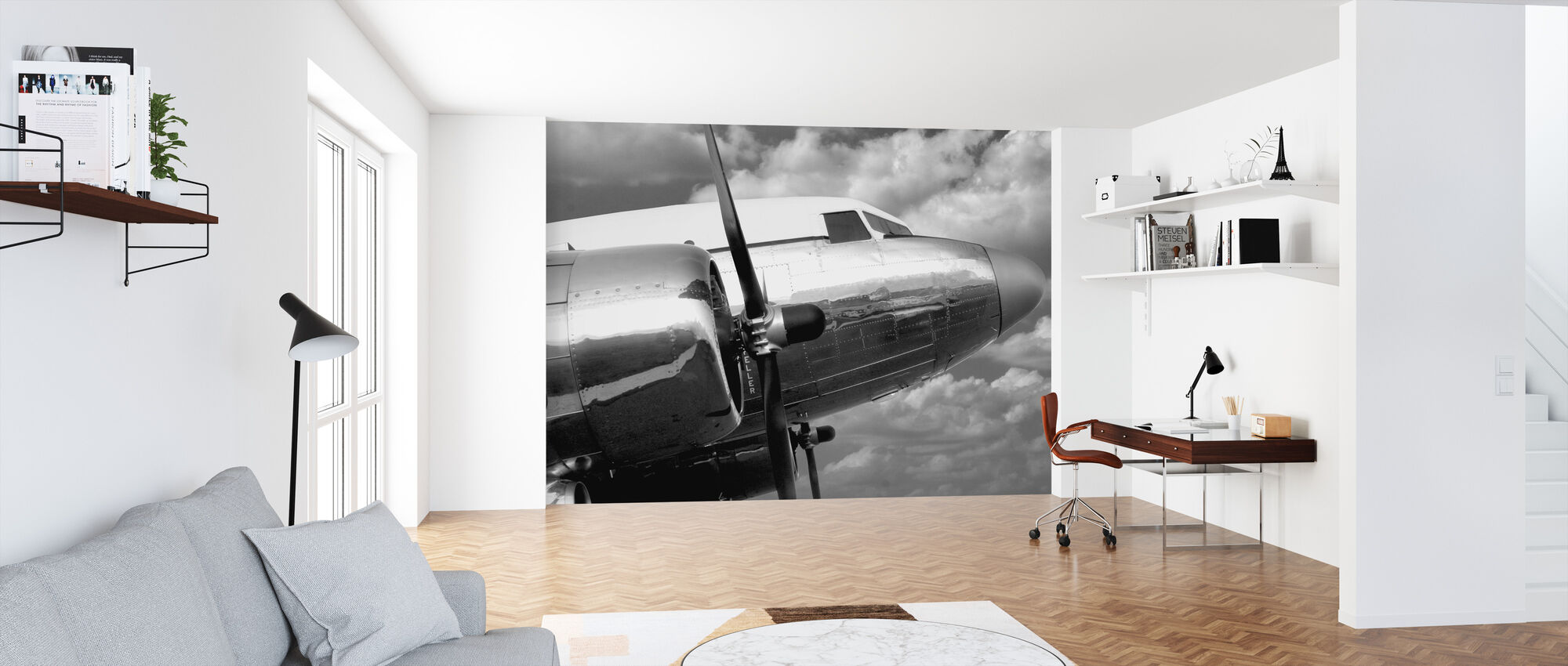 Airborne 3 - Wallpaper - Office