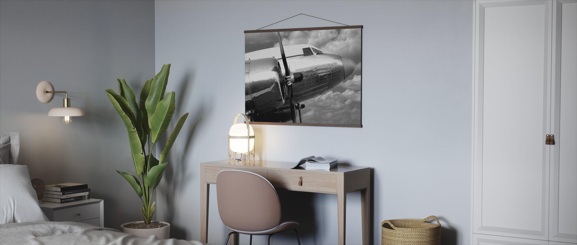 Airborne 3 - Poster - Kantoor