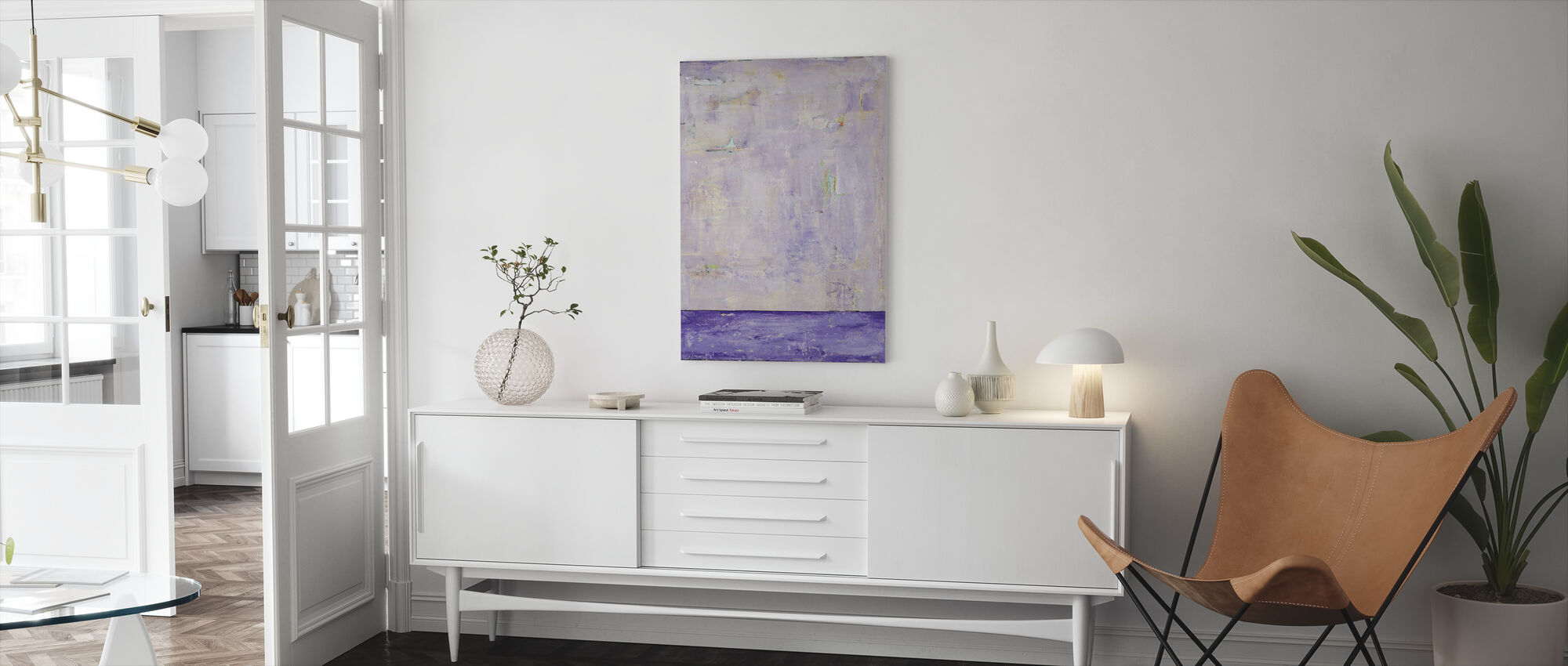 In Keeping - Canvas print - Living Room