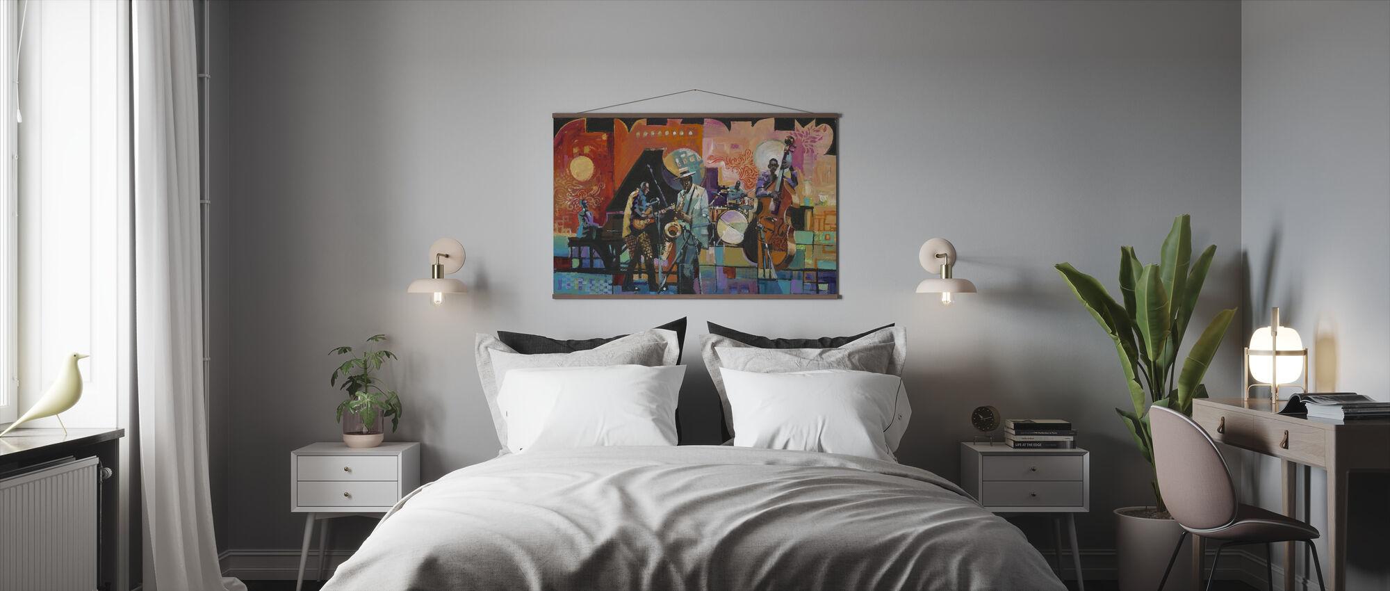 That Jazz - Poster - Bedroom