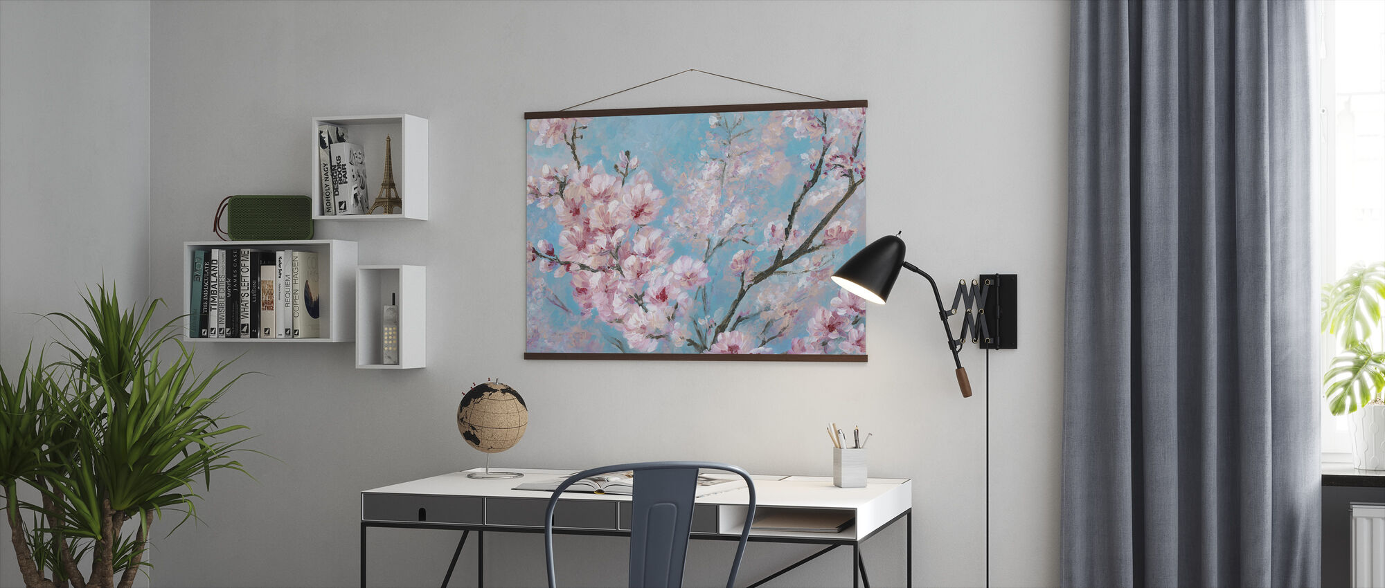 Cherry Blossoms - Poster - Office