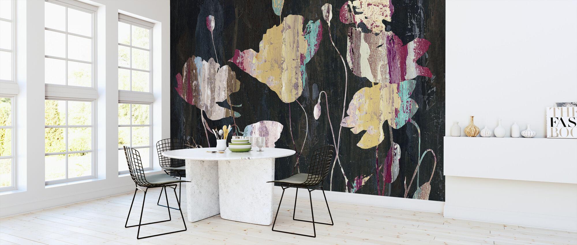 Marble Garden - Wallpaper - Kitchen