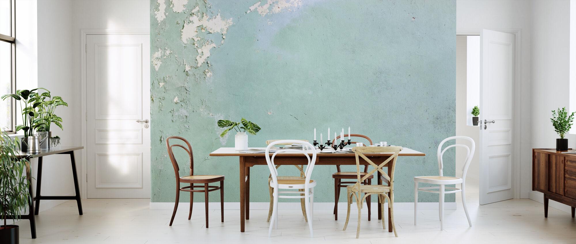 Light Blue Wallpaper - Wallpaper - Kitchen