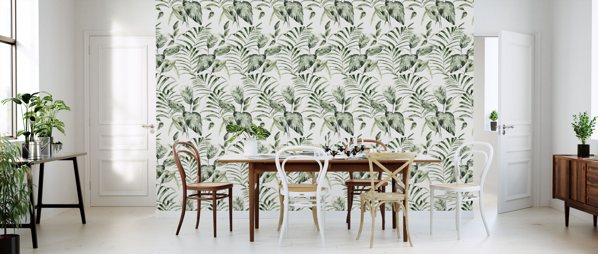 Botanical - Wallpaper - Kitchen