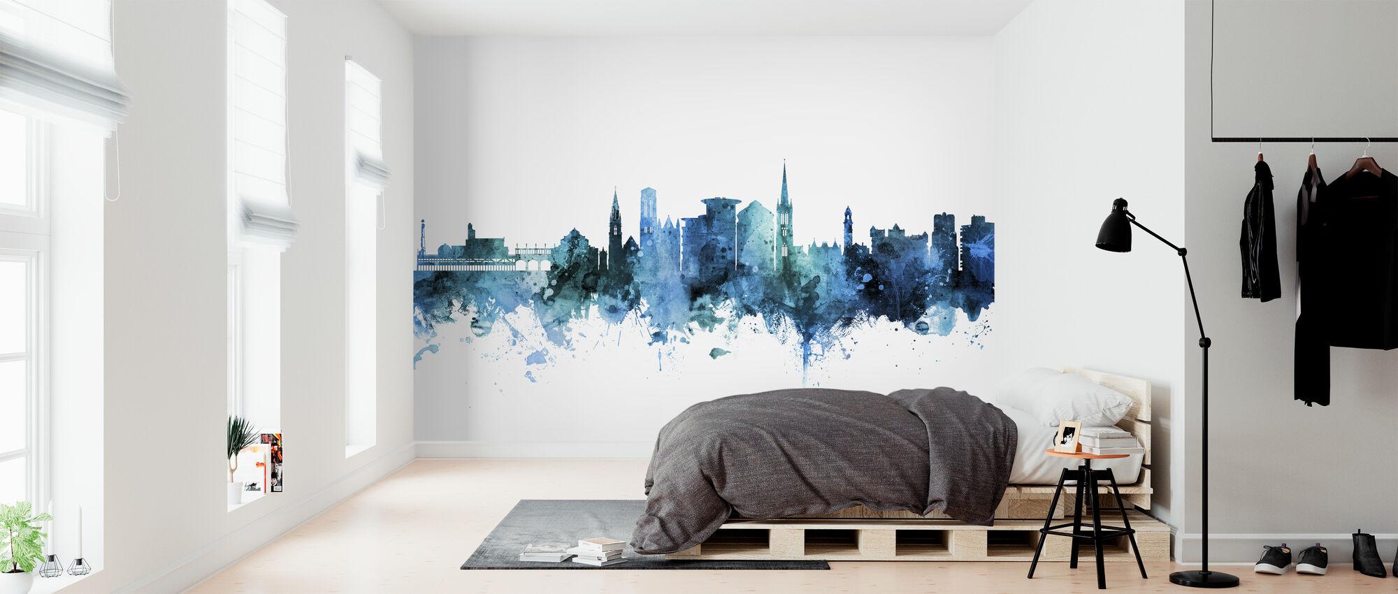 Bournemouth England Skyline - Wallpaper - Bedroom