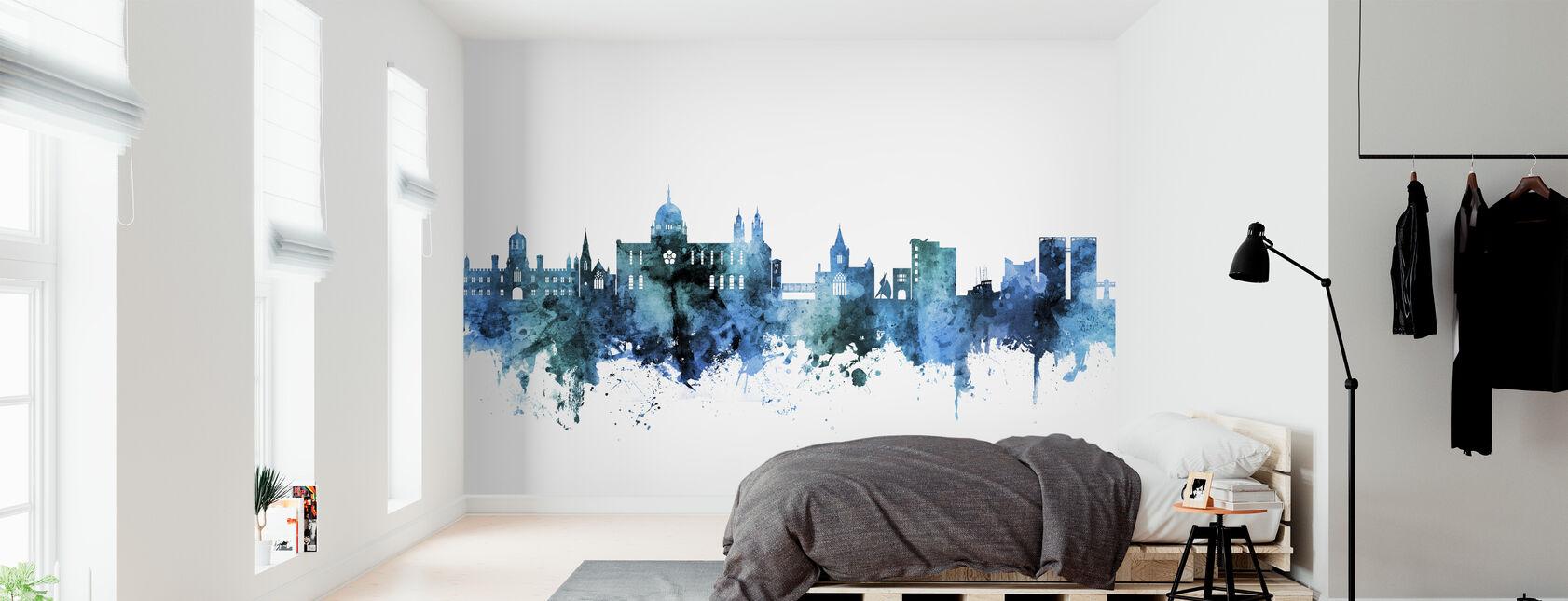 Galway Ireland Skyline - Wallpaper - Bedroom