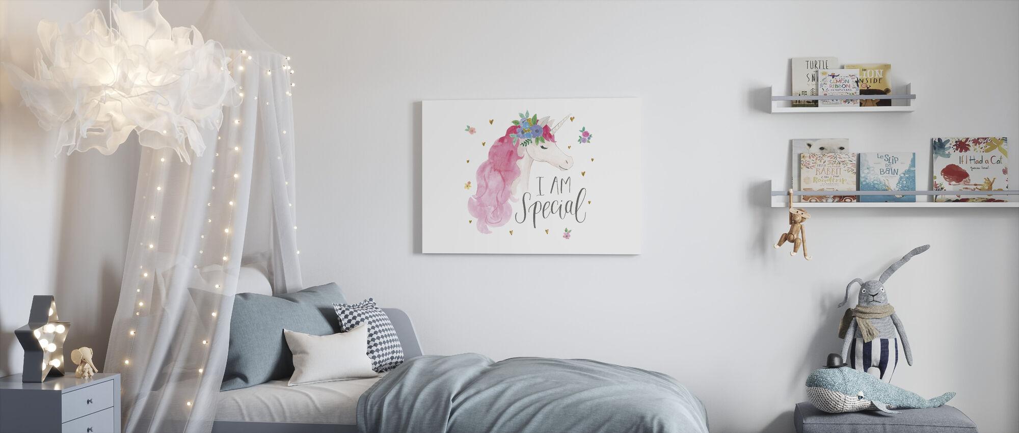 Magical Friends III - Canvas print - Kids Room