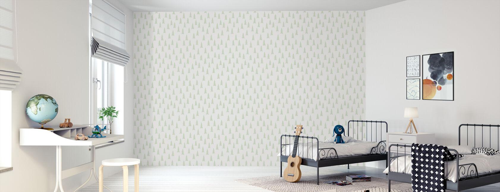 Gran - Saltsten - Wallpaper - Kids Room