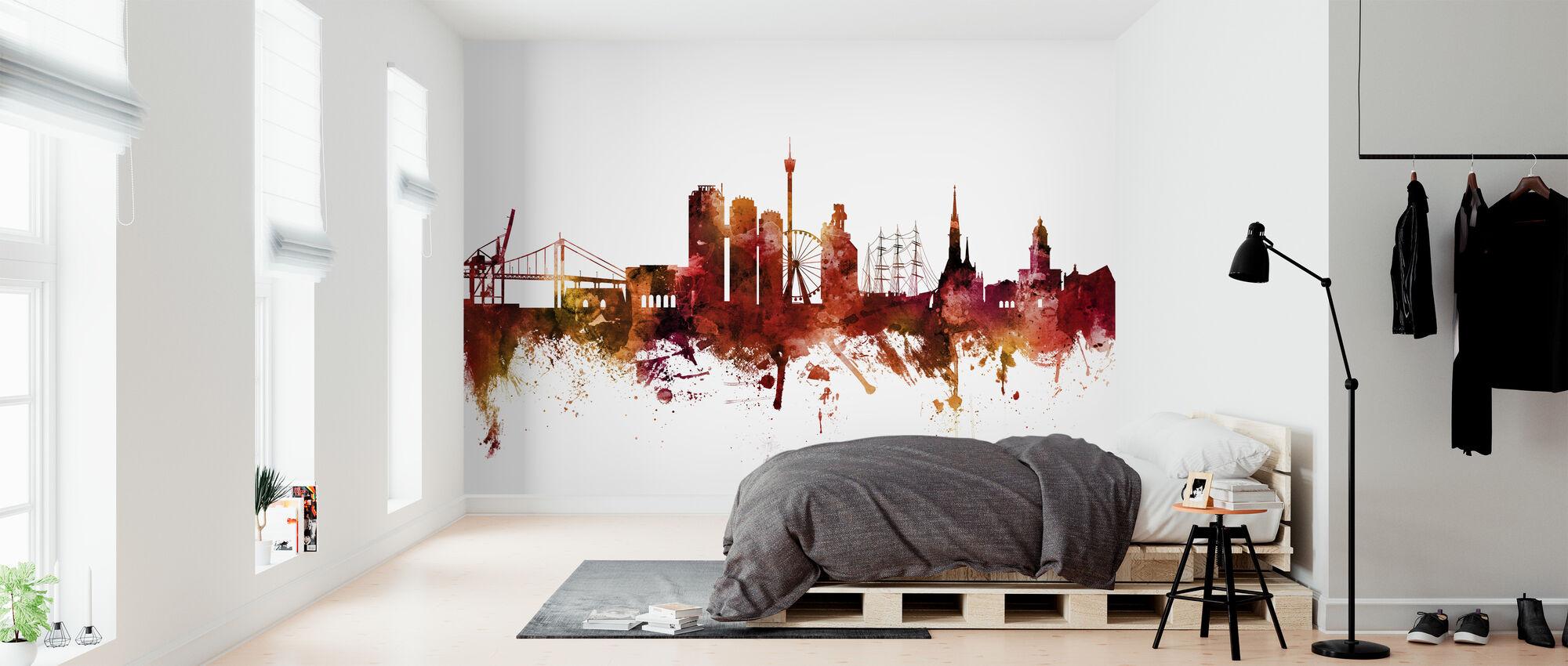 Gothenburg Sweden Skyline - Wallpaper - Bedroom