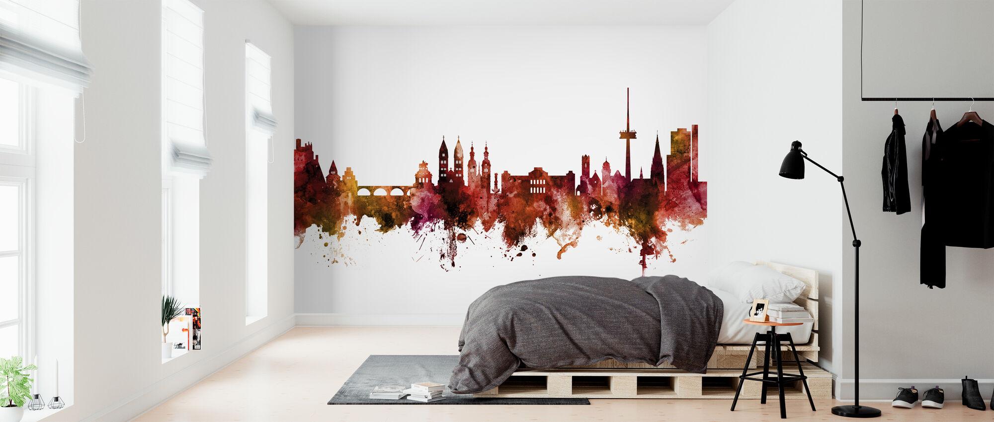 Koblenz Germany Skyline - Wallpaper - Bedroom