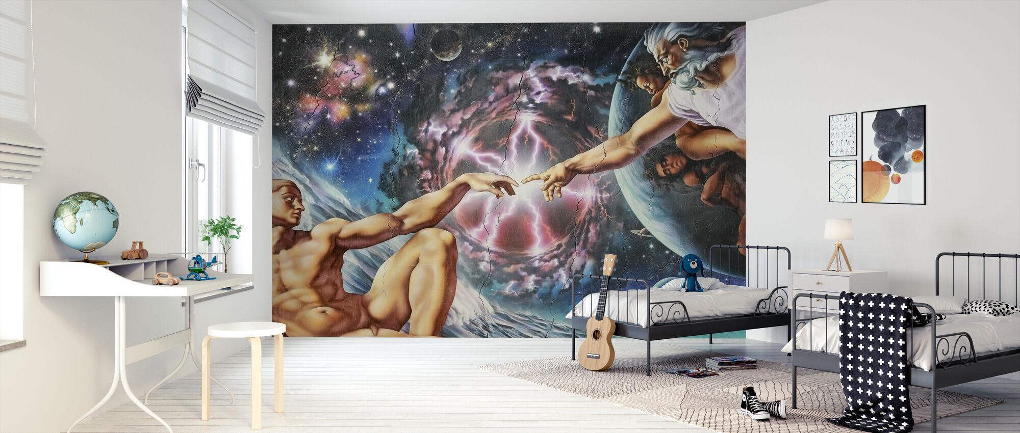 Creation - Wallpaper - Kids Room