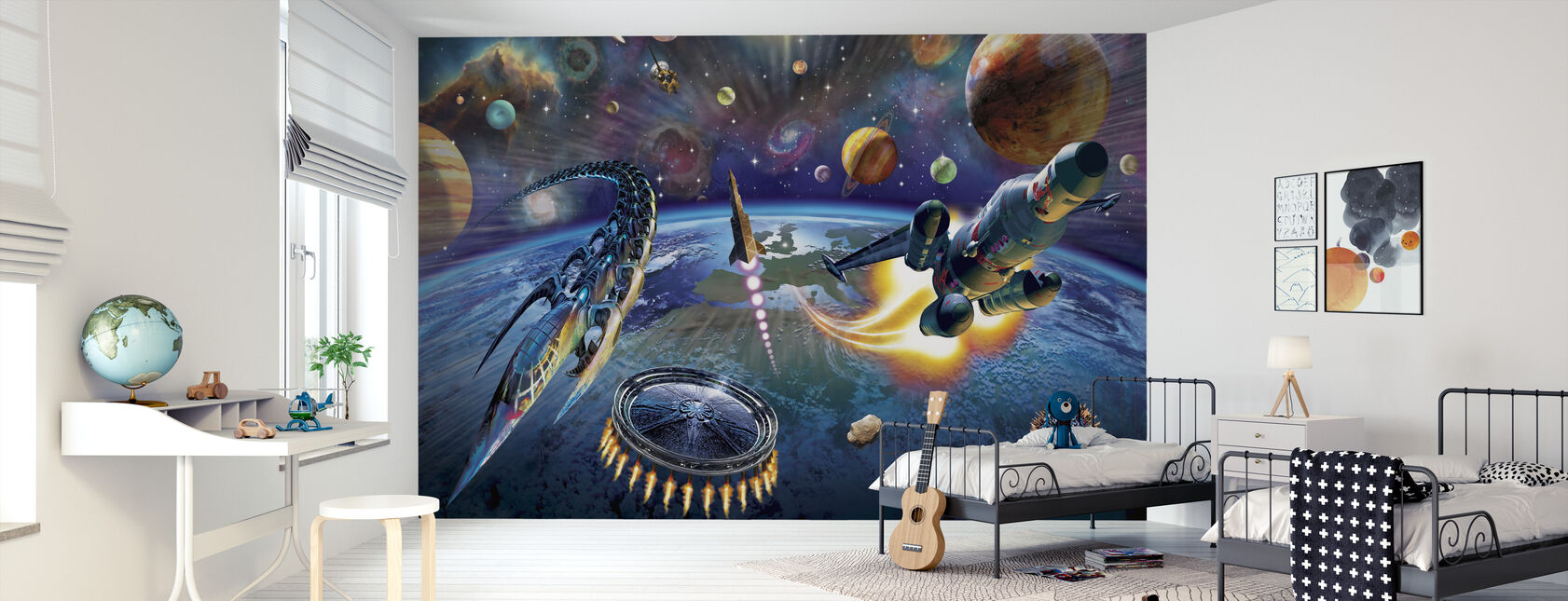 Space Ufos & Spaceships