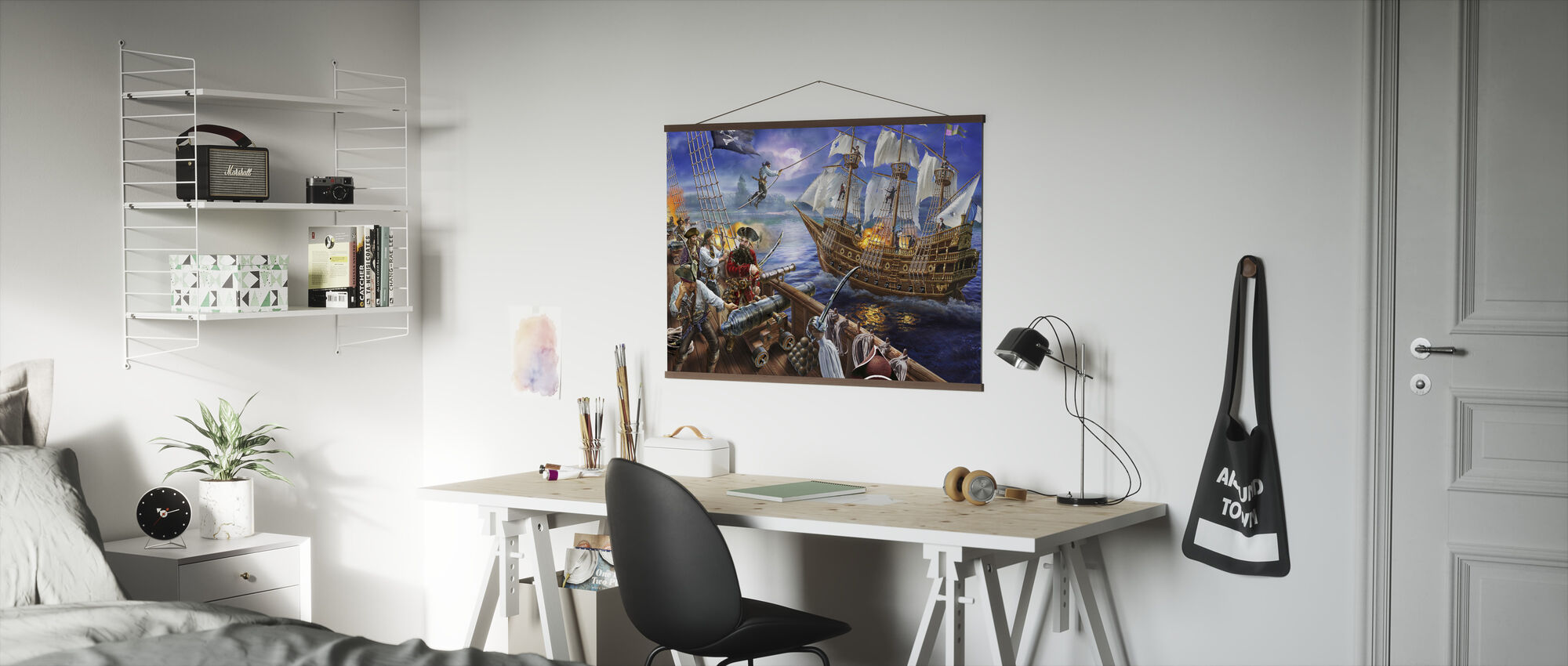 Blackbeard - Poster - Office