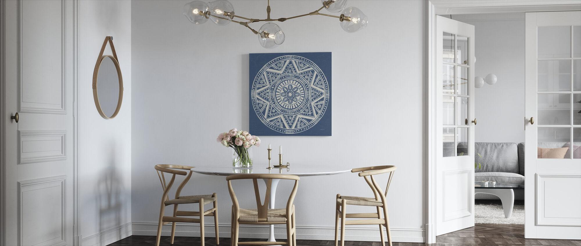 Seville Mandala I - Canvas print - Kitchen