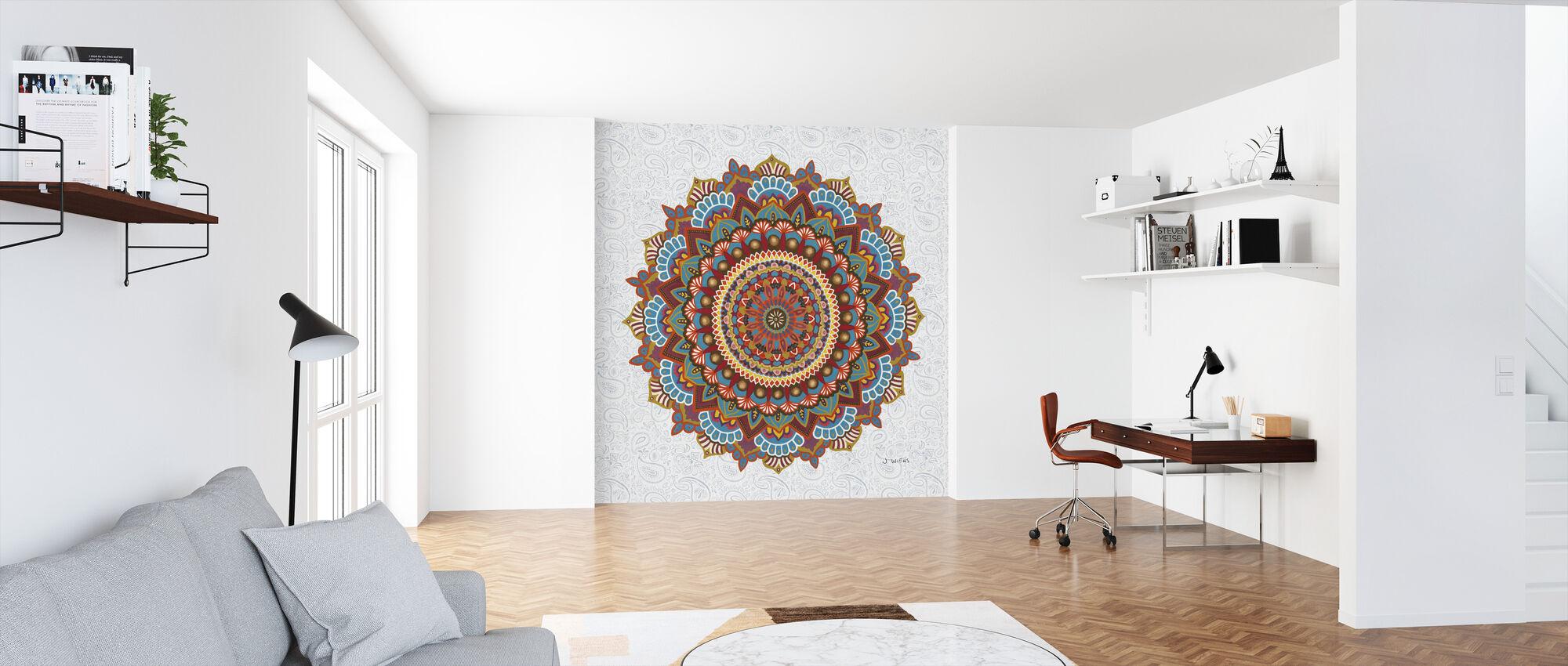 Mandala drøm - Tapet - Kontor
