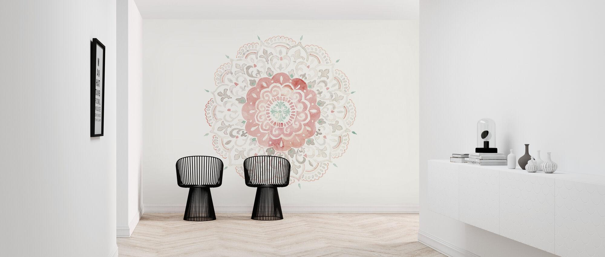 Mandala Delight IIII - Wallpaper - Hallway