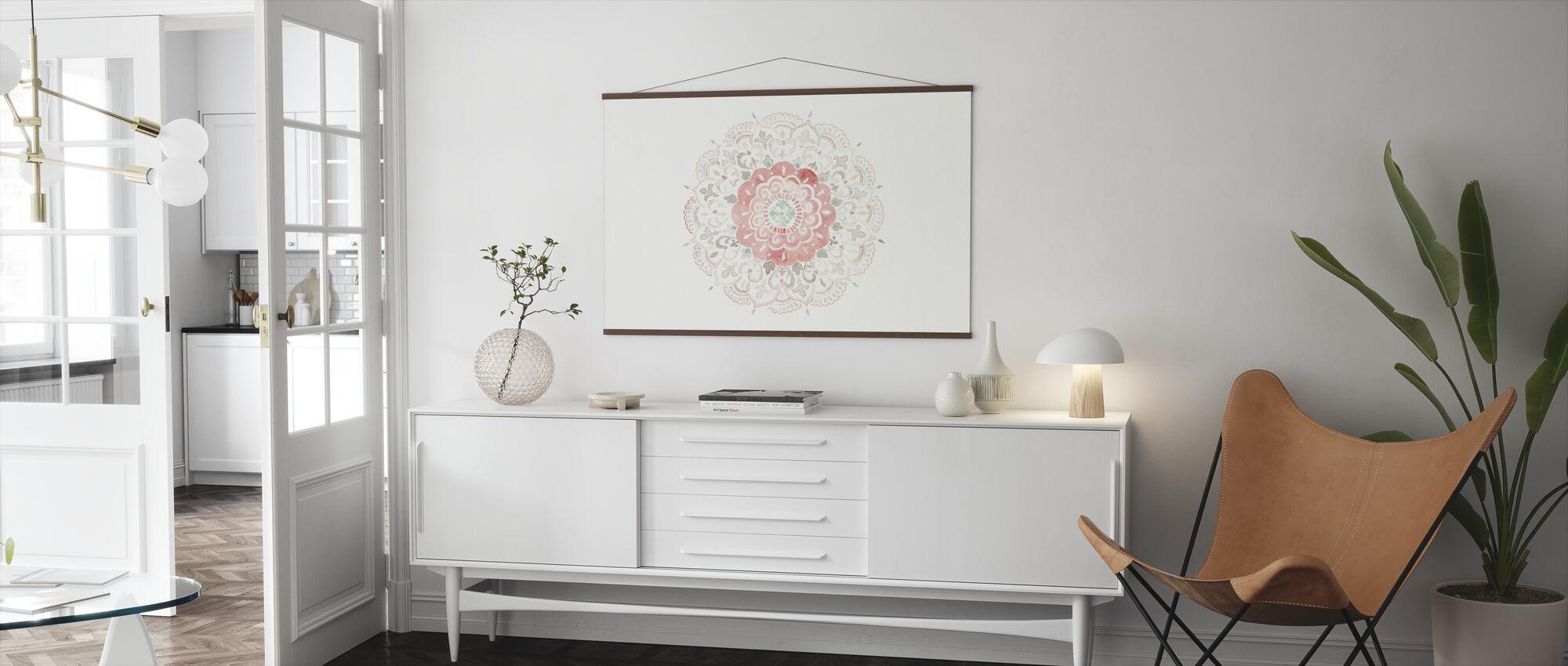 Mandala Delight IIII - Poster - Living Room
