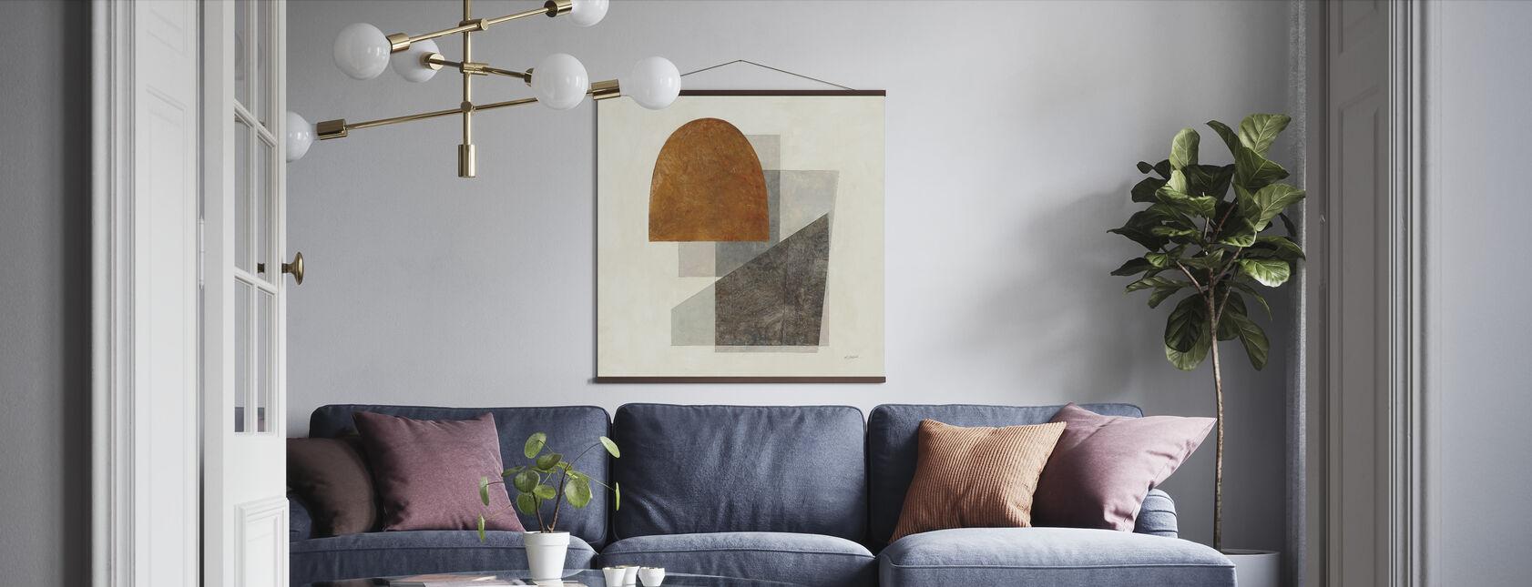 Quintet I - Poster - Living Room