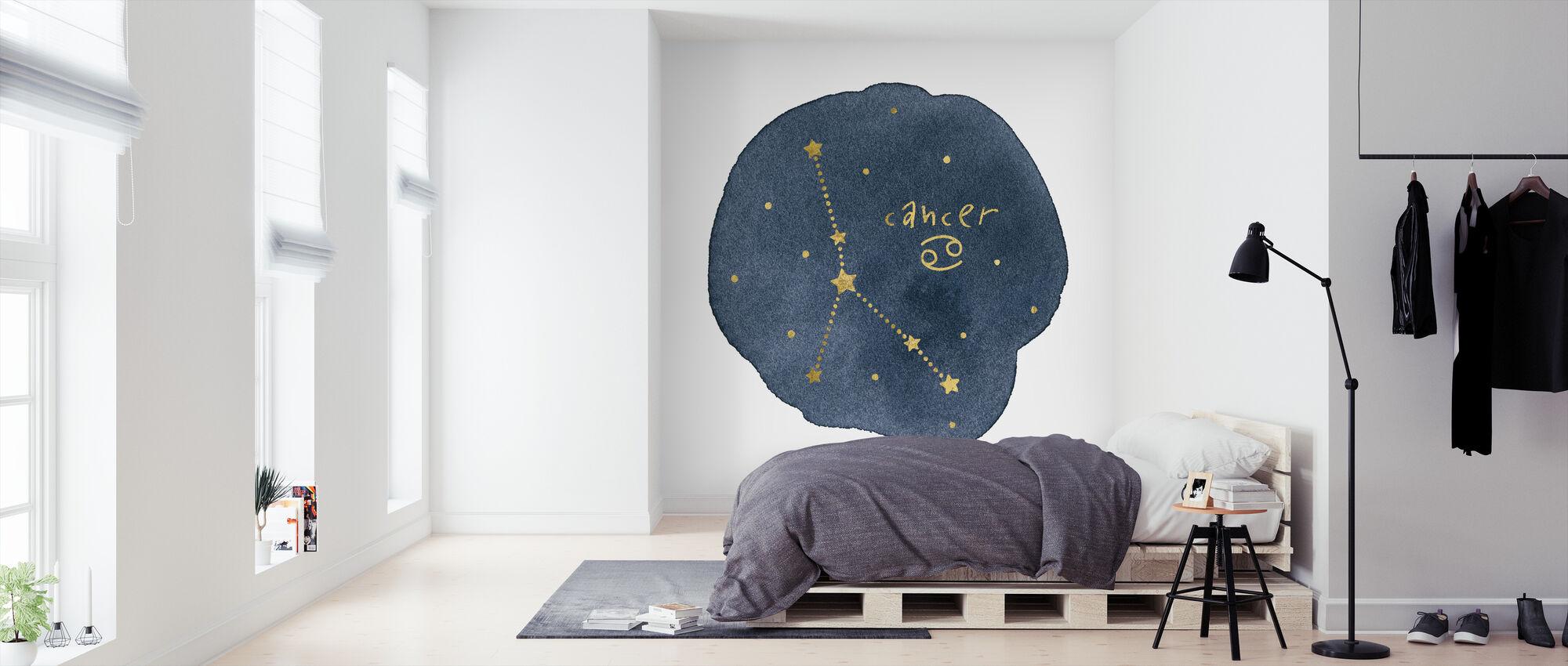 Horoscoop Kanker - Behang - Slaapkamer