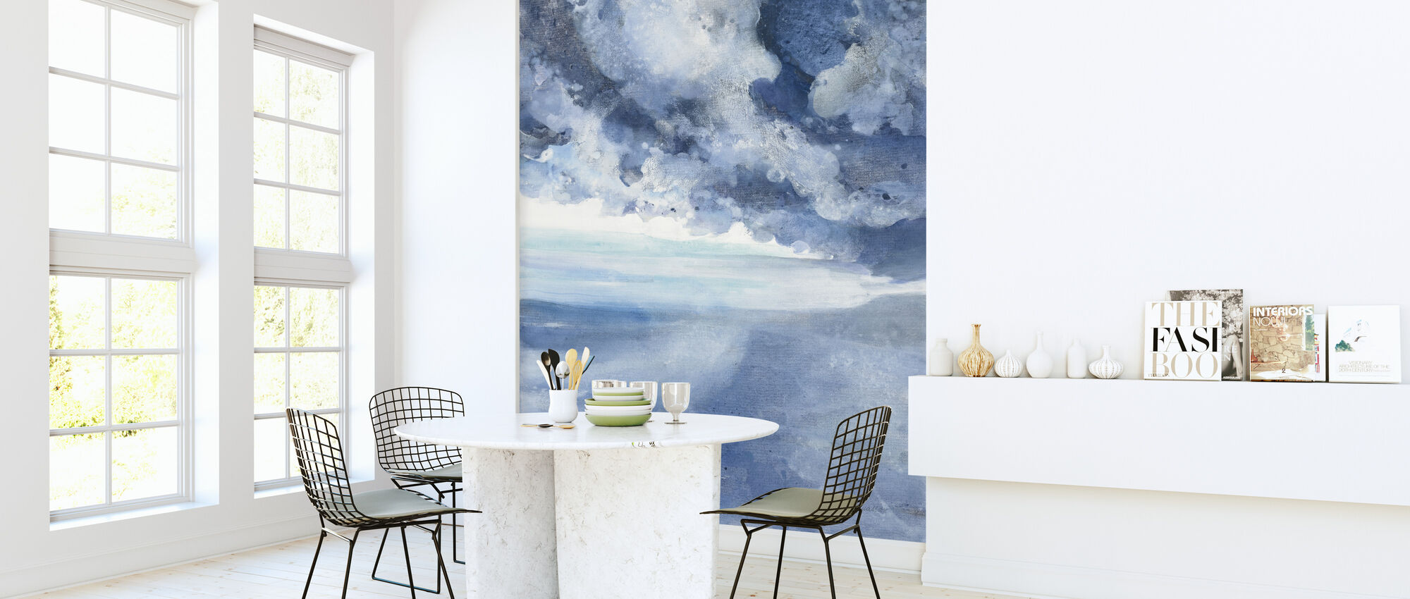 The Sea - Wallpaper - Kitchen