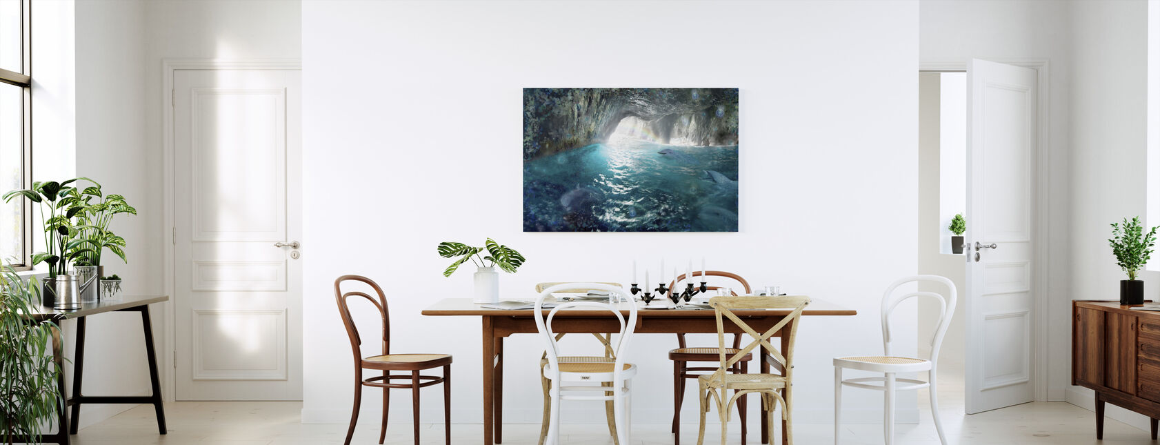 Caves & Caverns