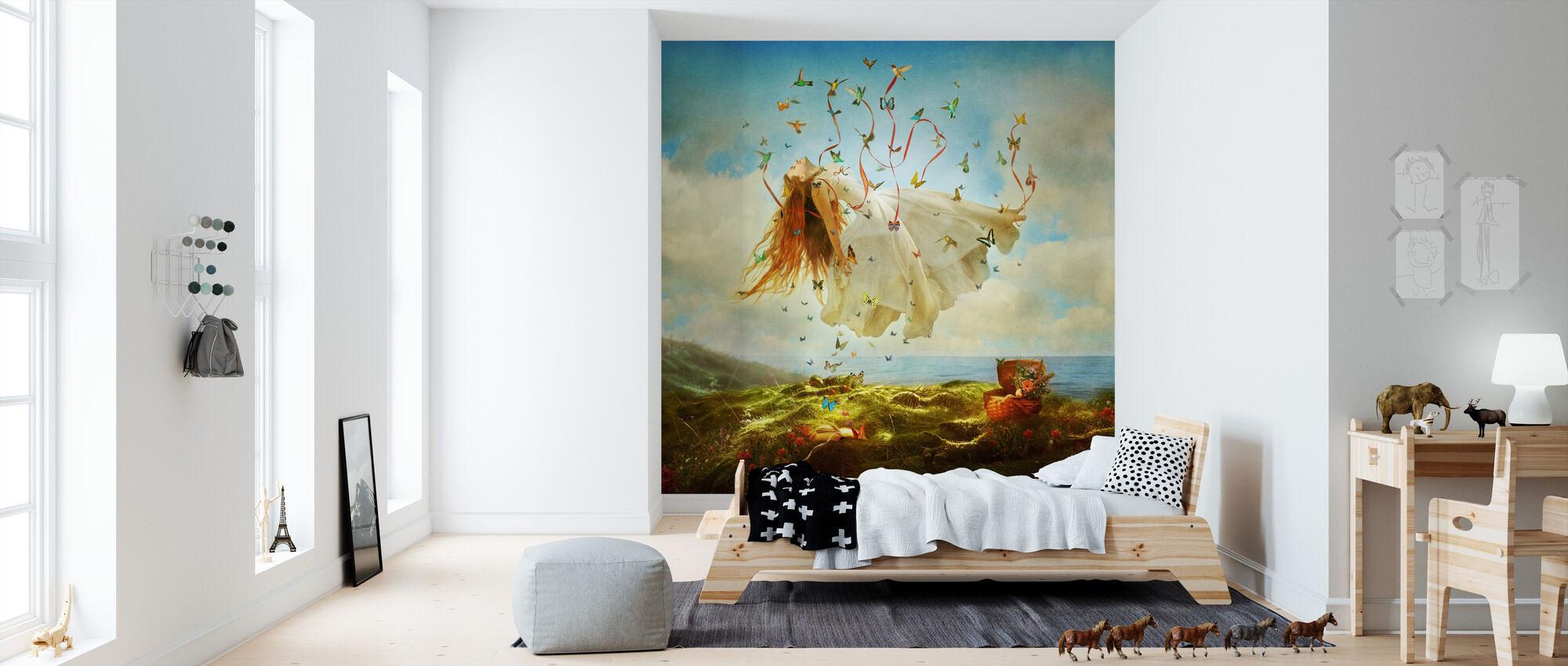 Daydreams - Wallpaper - Kids Room