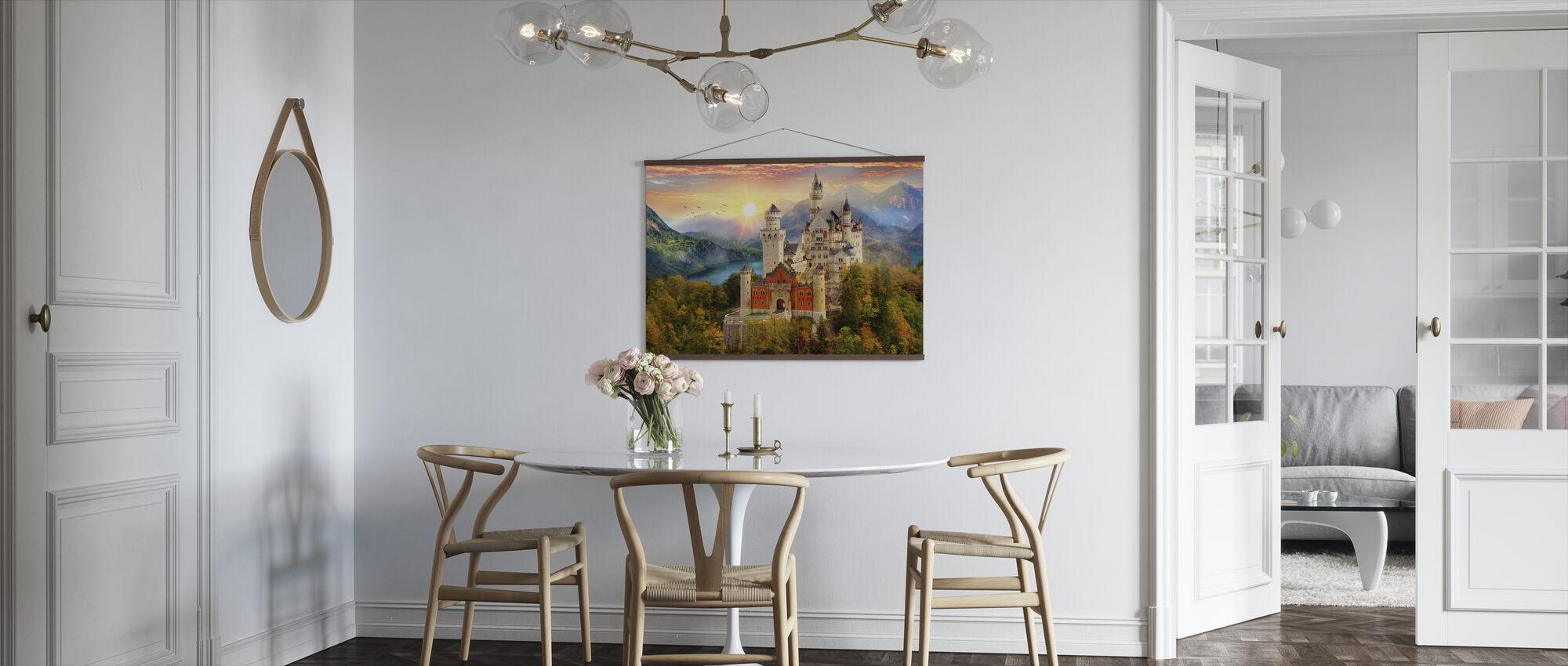 Castle Magic - Poster - Kitchen