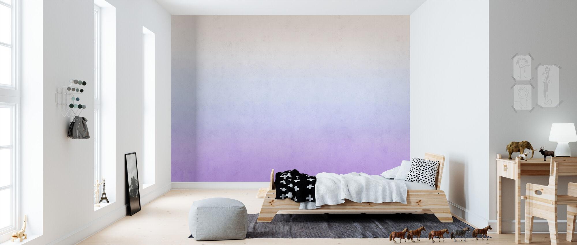Polar Sunset - Wallpaper - Kids Room