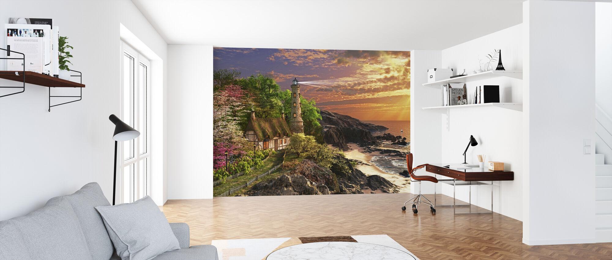 Stoney Cove - Wallpaper - Office