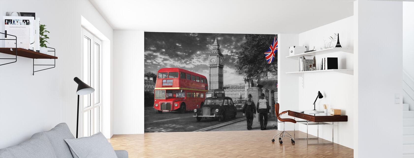 Parliament Square - Wallpaper - Office