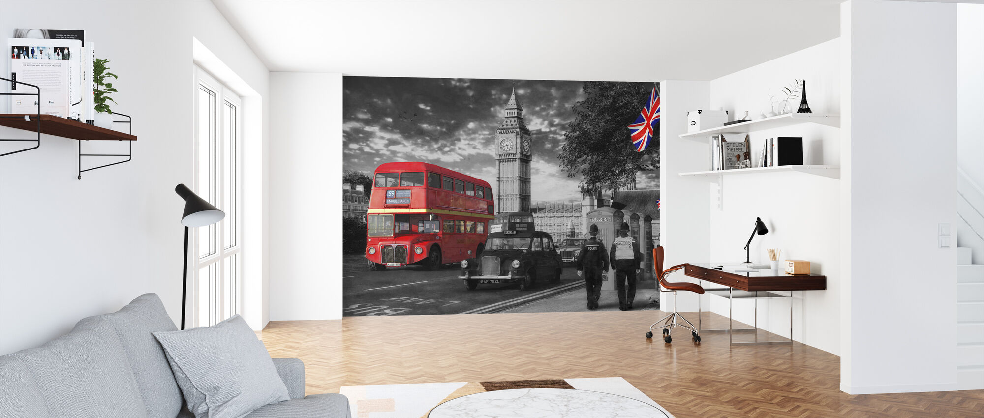 Parliament Square - Wallpaper - Office