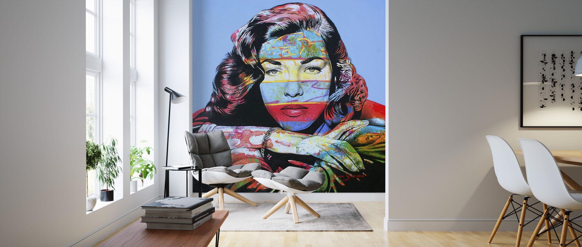 just like bacall fototapete nach ma photowall. Black Bedroom Furniture Sets. Home Design Ideas