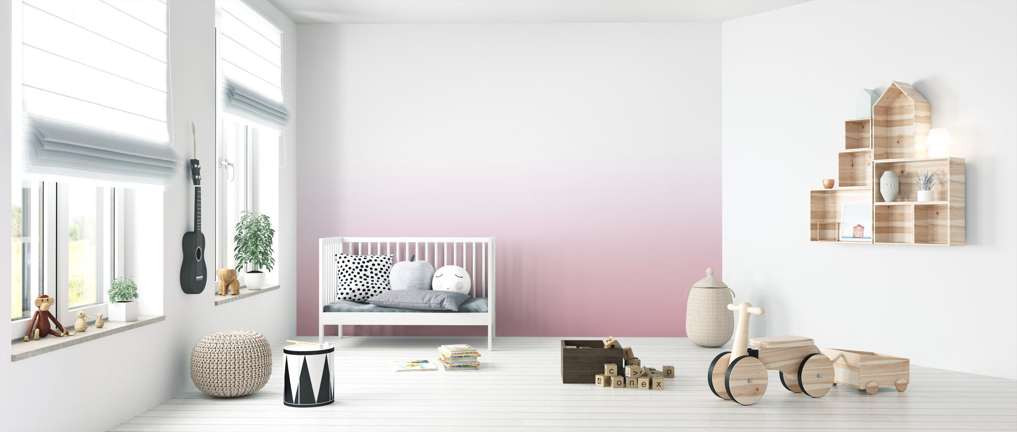 Miami Pixie - Wallpaper - Nursery