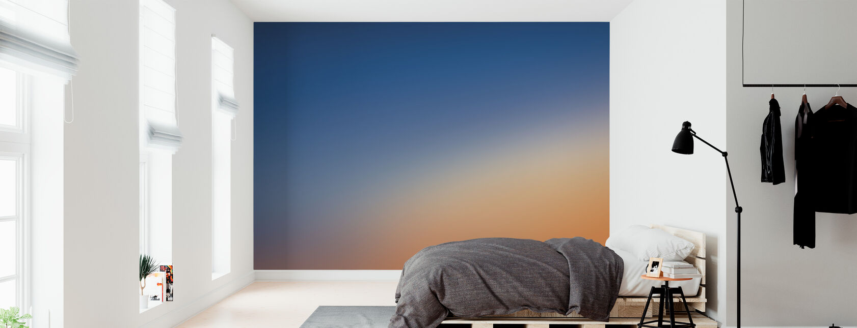 Miami Sunset - Wallpaper - Bedroom