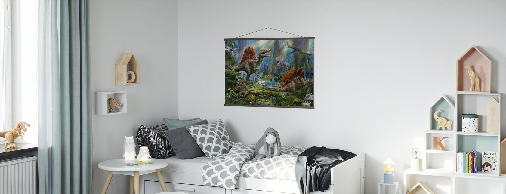 Spinosaur - Poster - Kids Room