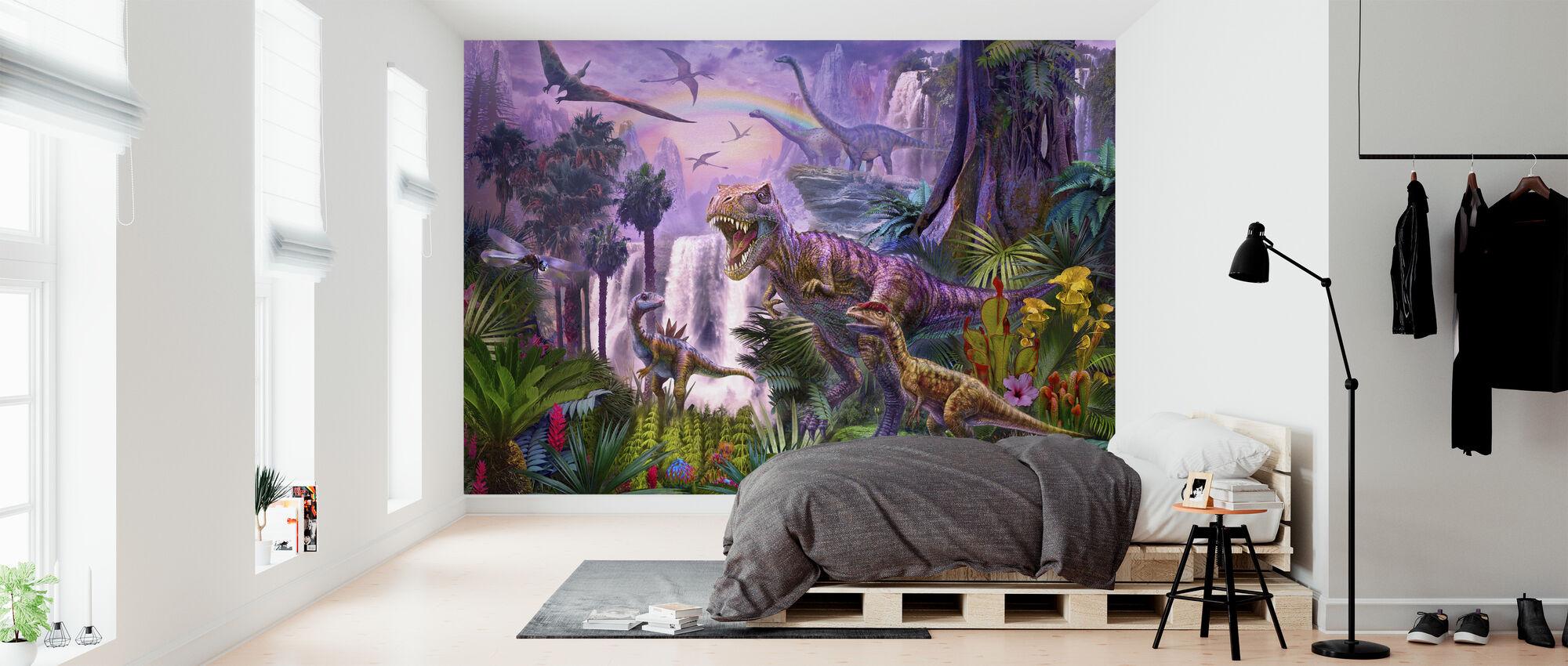 Paradise - Wallpaper - Bedroom