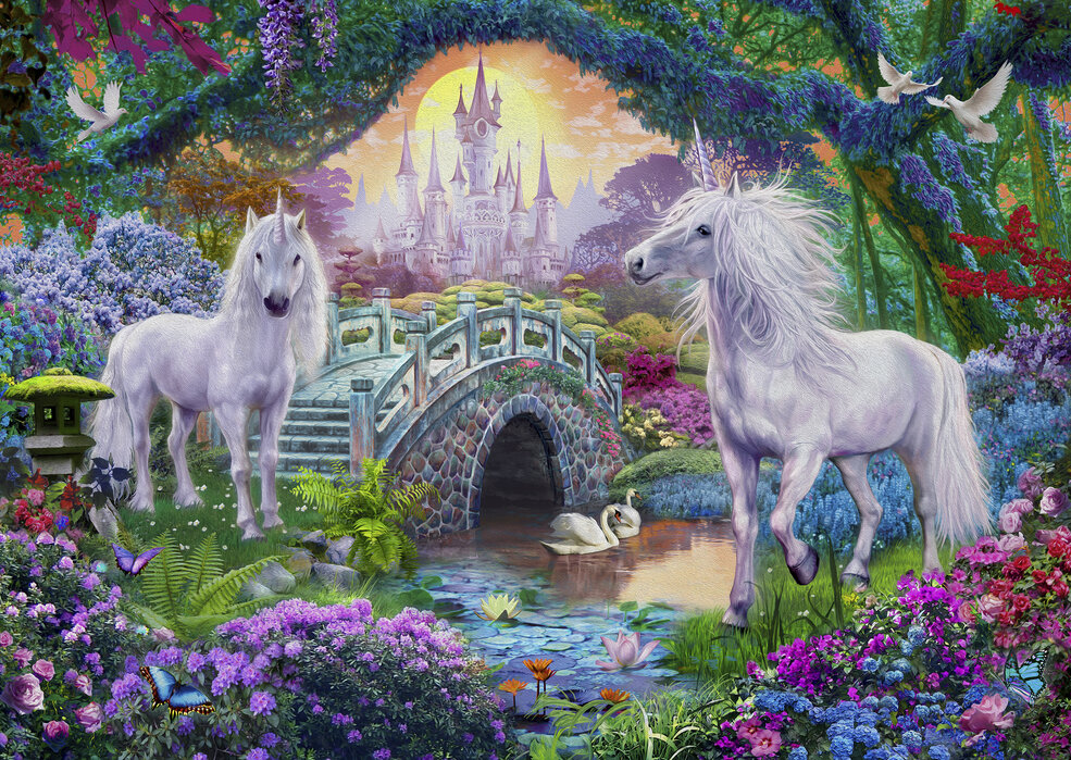 magical unicorn kingdom