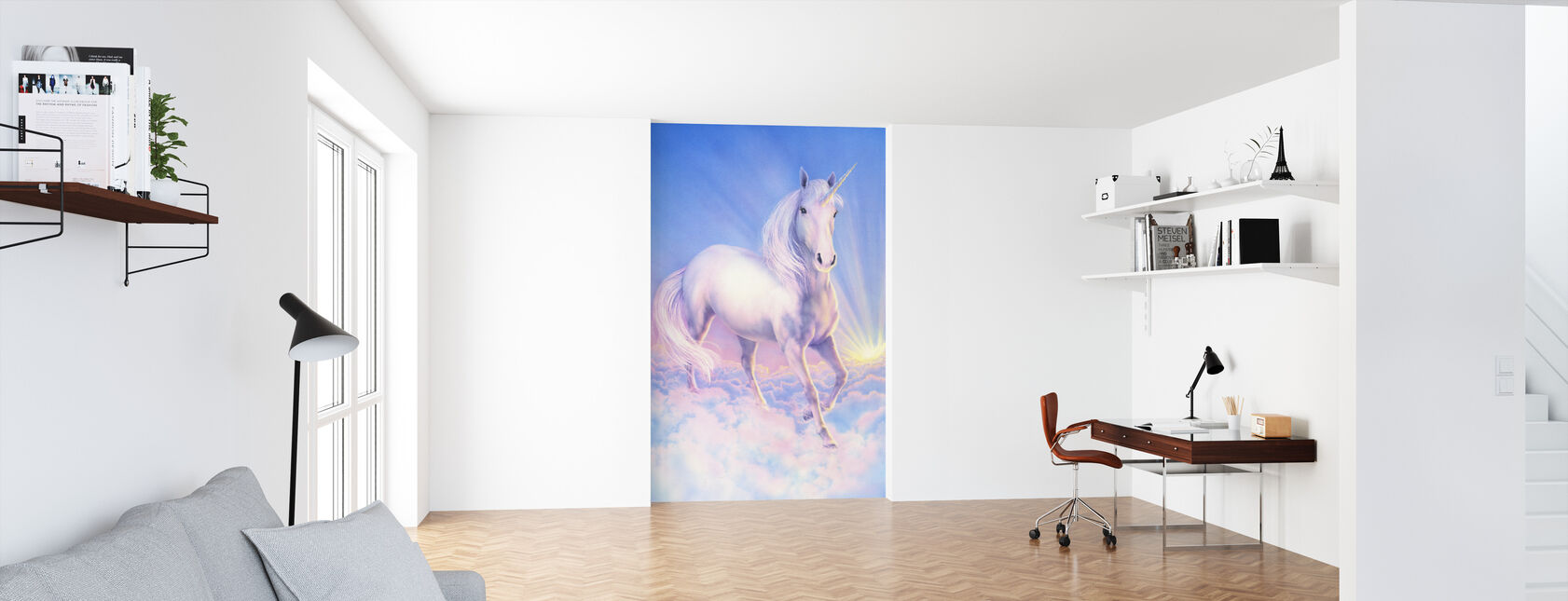 Dream Unicorn - Wallpaper - Office