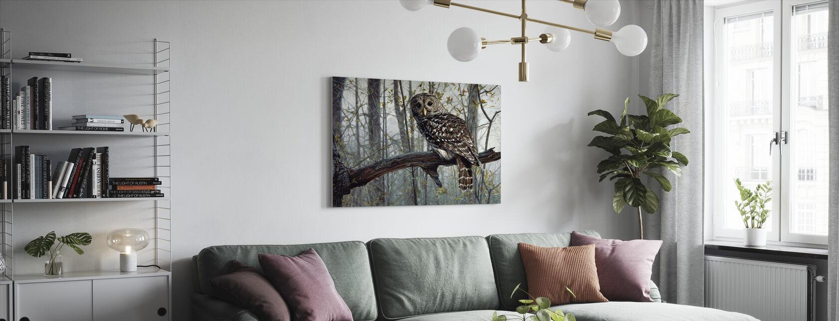 Ånden av skogen - Lerretsbilde - Stue
