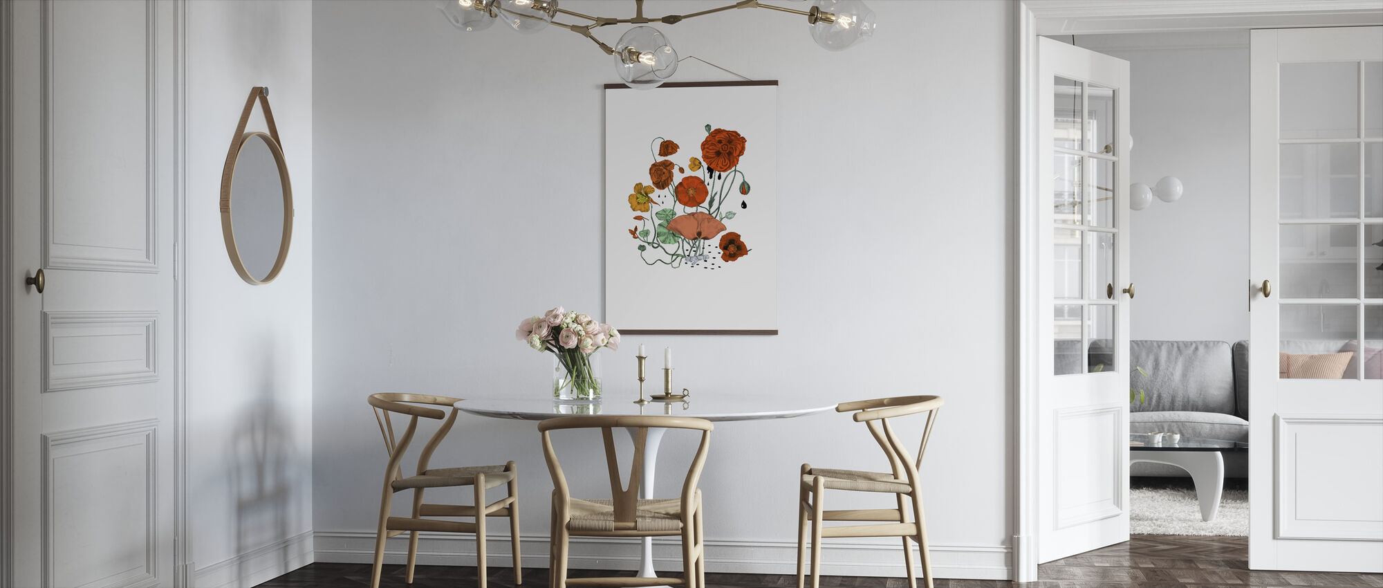 Poppy Cress - Poster - Kitchen