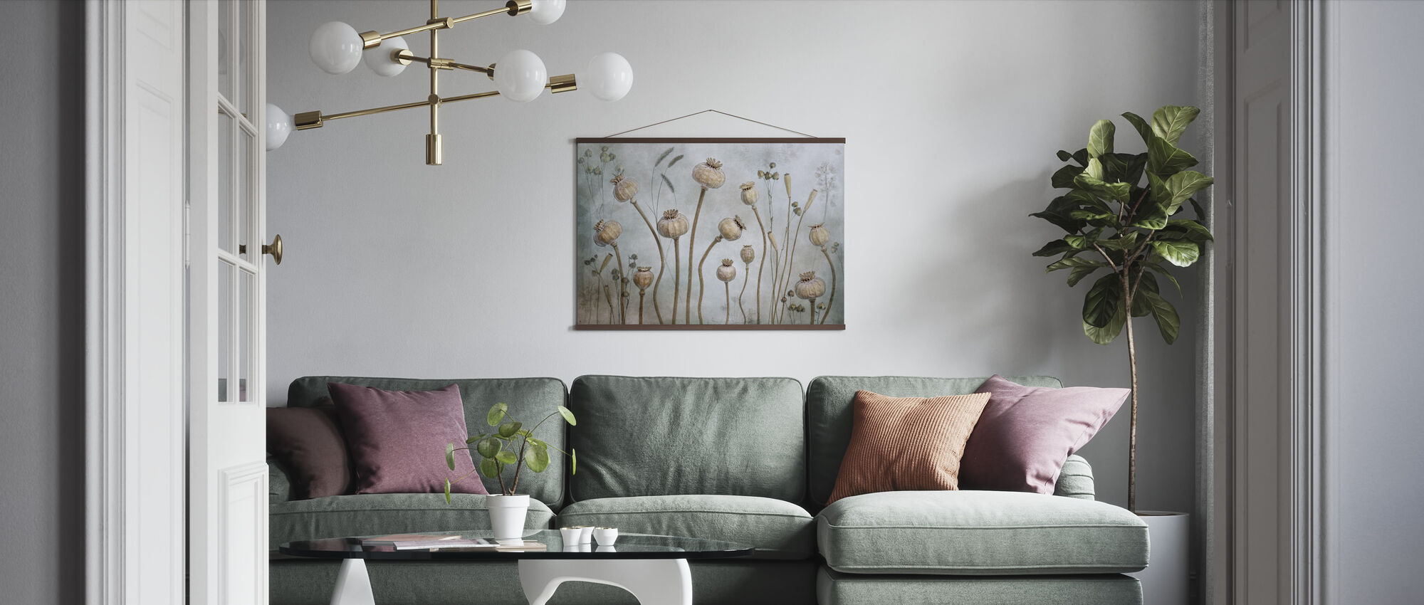 Papaver - Poster - Living Room