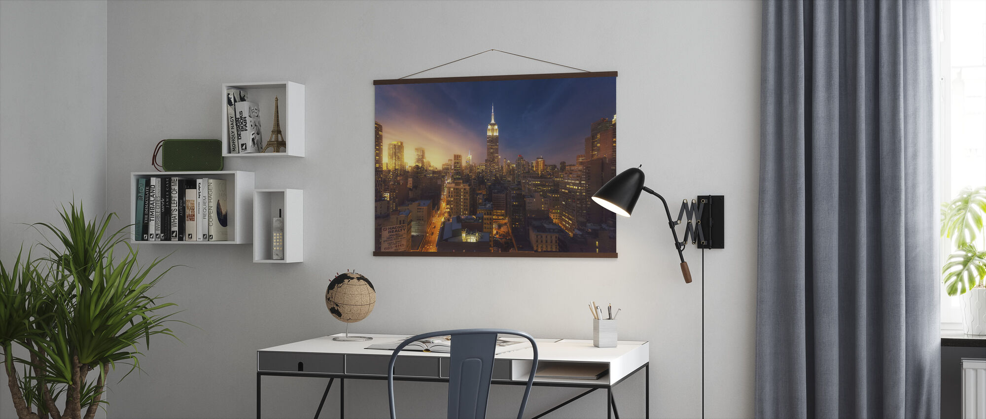 Rooftop - Poster - Office