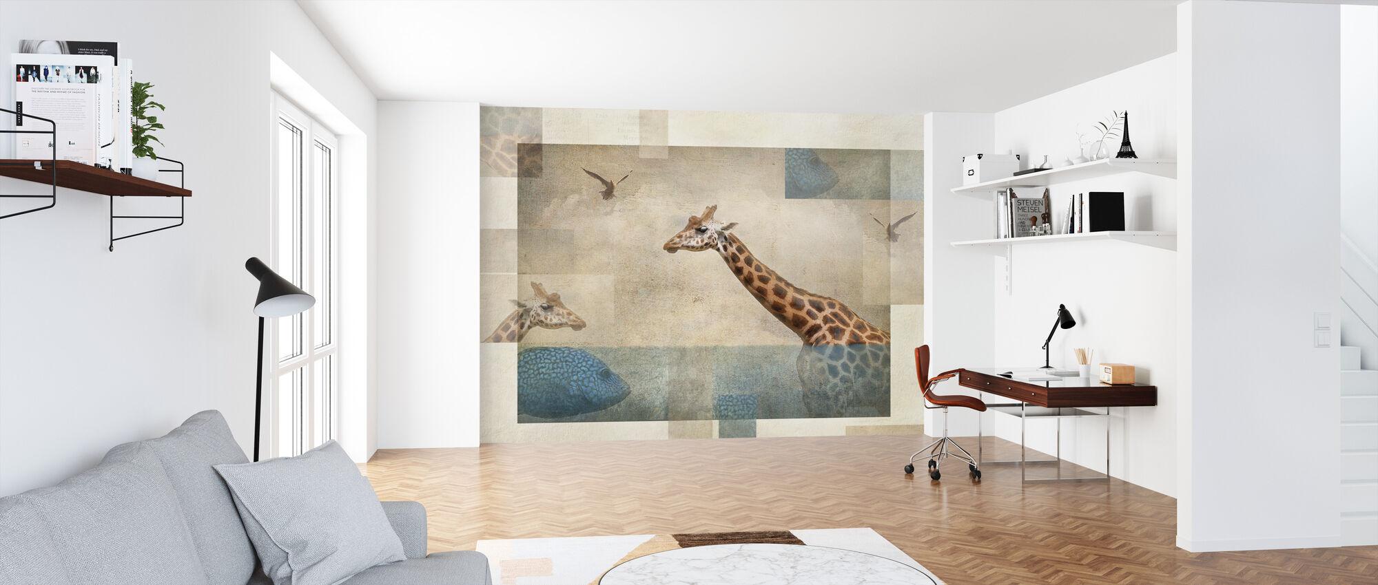 Fantasy - Wallpaper - Office