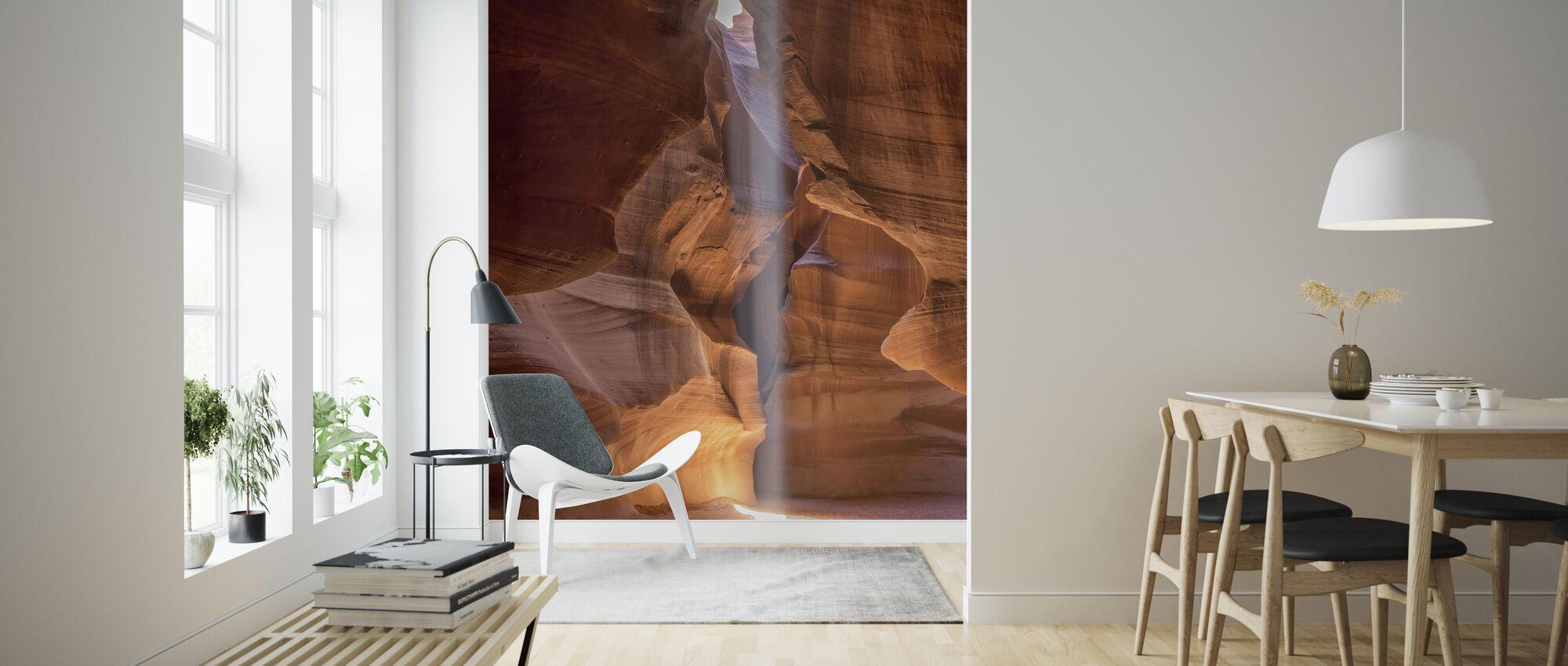 The Light Beam - Wallpaper - Living Room