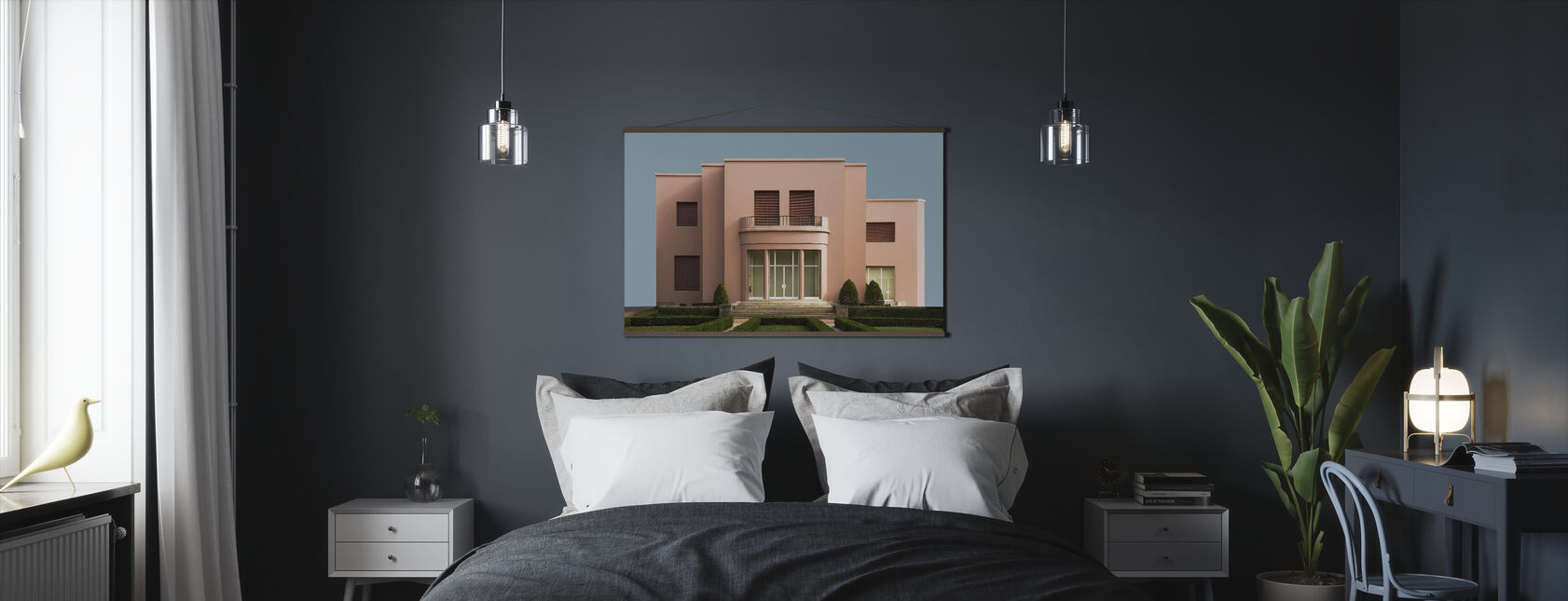 Pink Portugal - Poster - Bedroom