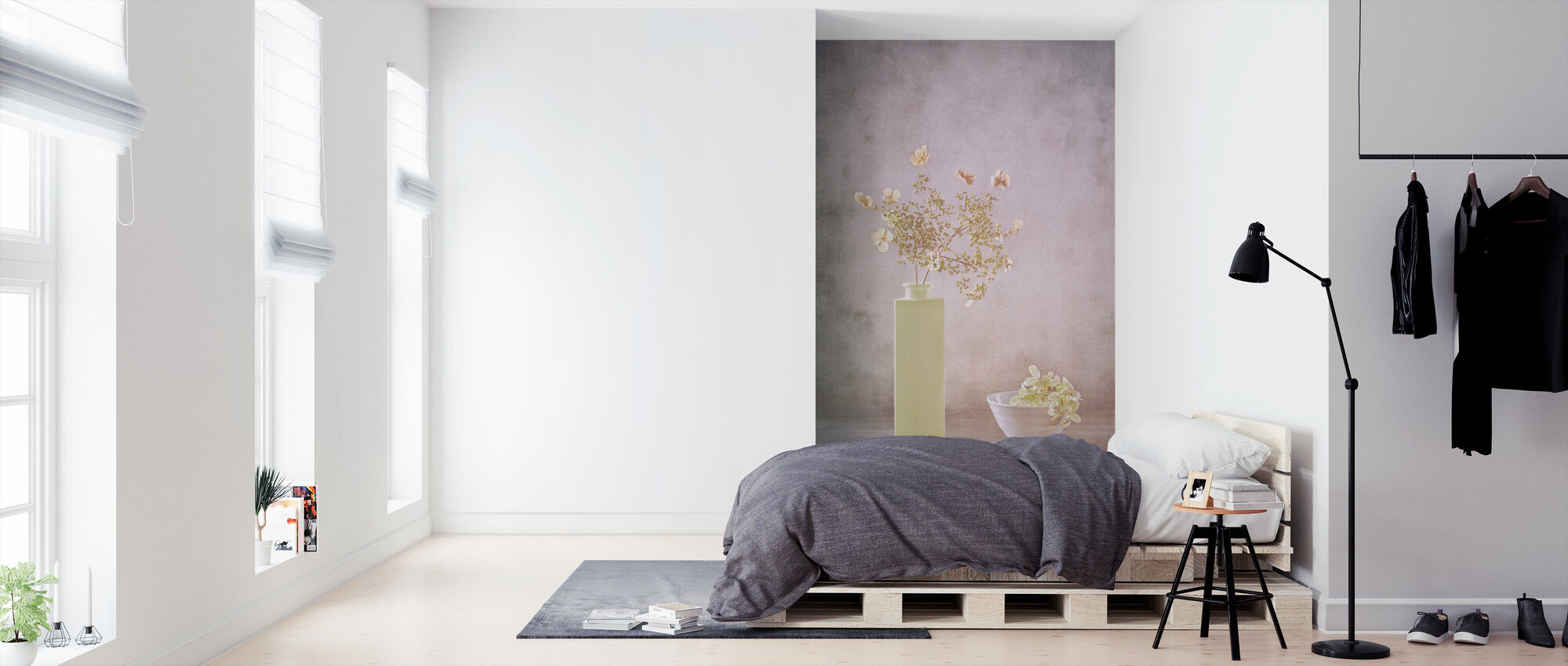 Morning Light - Wallpaper - Bedroom