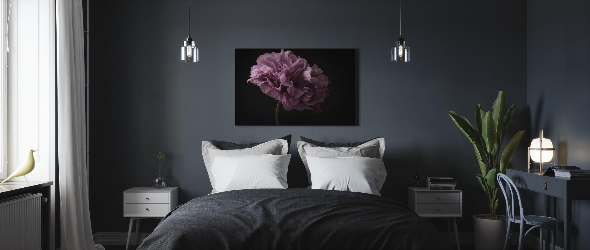 Poppy - Canvas print - Bedroom